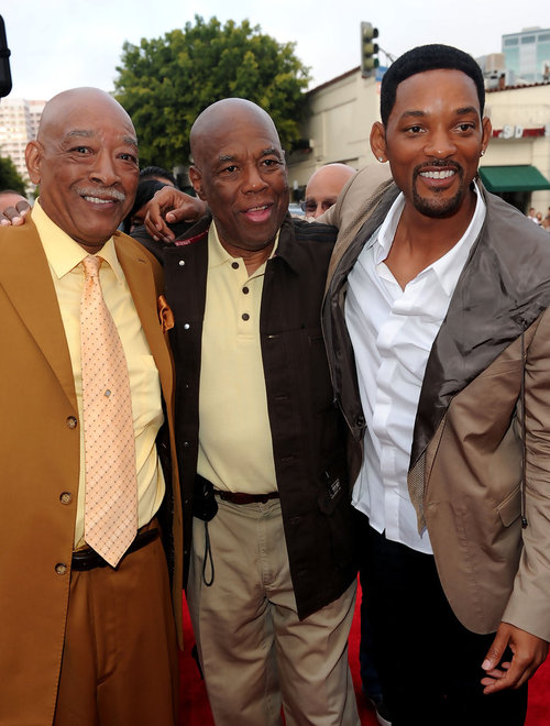 The True Relationship Between Will Smith And His Father Savage
